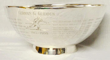 Germain G. Glidden Tiffany Bowl